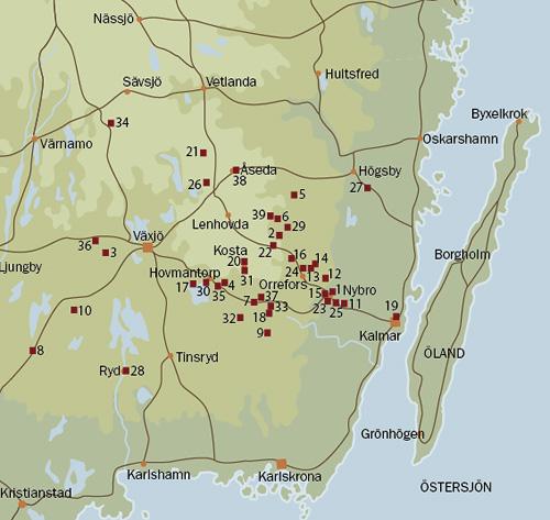 glasbruk karta