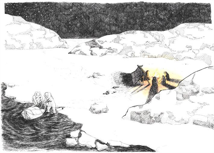 kokgrop illustration